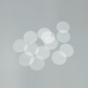 Micron nylon filter discs by laser cutting or mould Stamping