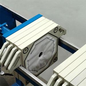 filter cloth for plate & frame press filter