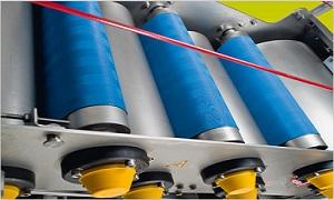 Polyester filter belts for juice pressing