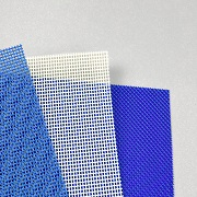 Linear screen polyester mesh belt for food processing