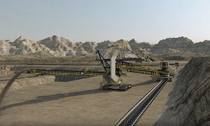 for Mine tailings dewatering
