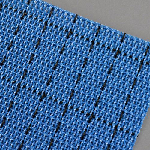 Conductive/antistatic process mesh belt
