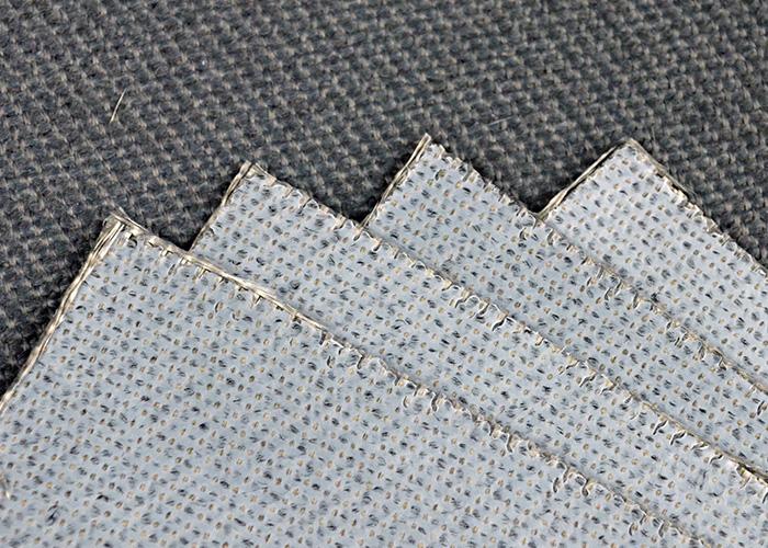 Glass fiber filter cloth with PTFE membrane