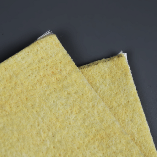 Fiberglass nonwoven needle felt filter cloth